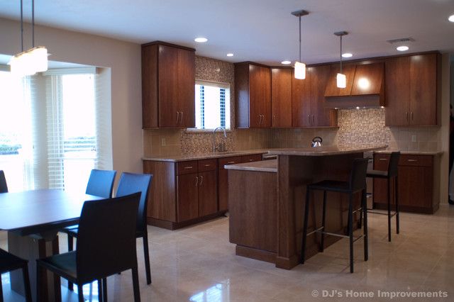 Kitchen Projects by DJ's Home Improvements contemporary-kitchen