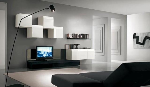 Family Room modern