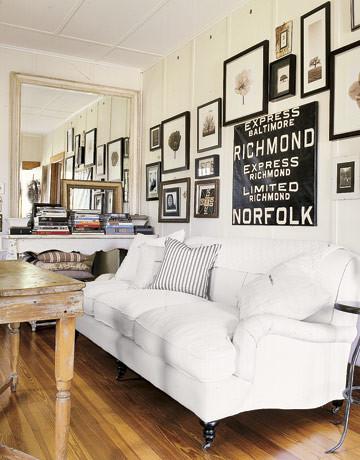 Designer Living/Family Rooms