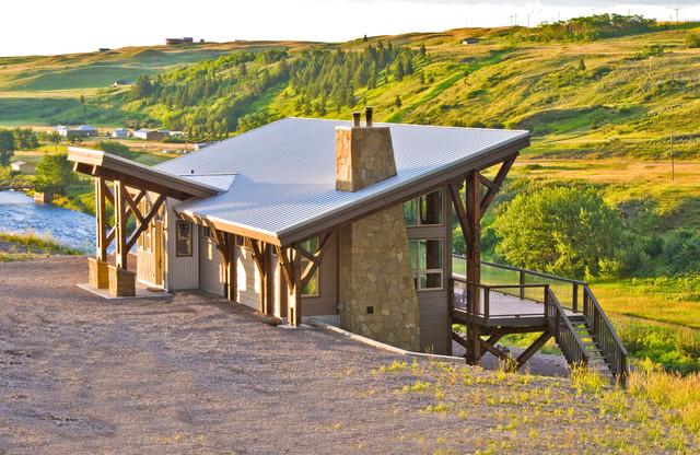 Custom Building Design contemporary
