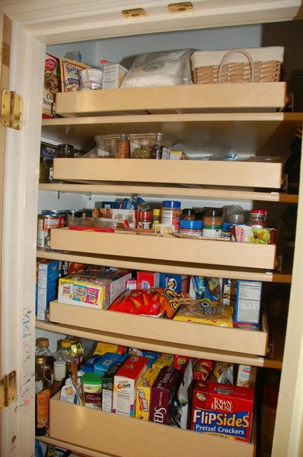 Pull out pantry shelves louisville by shelfgenie of - Roll out shelving for pantry ...