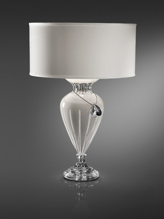 "Italamp Cult Edition ""Armonia Table"" - Italamp table lamp IT/8055/LG.Bianco"