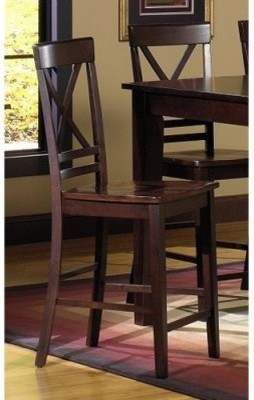 Progressive Furniture Winston Counter Height Dining Chairs - Set of 2 modern-dining-sets