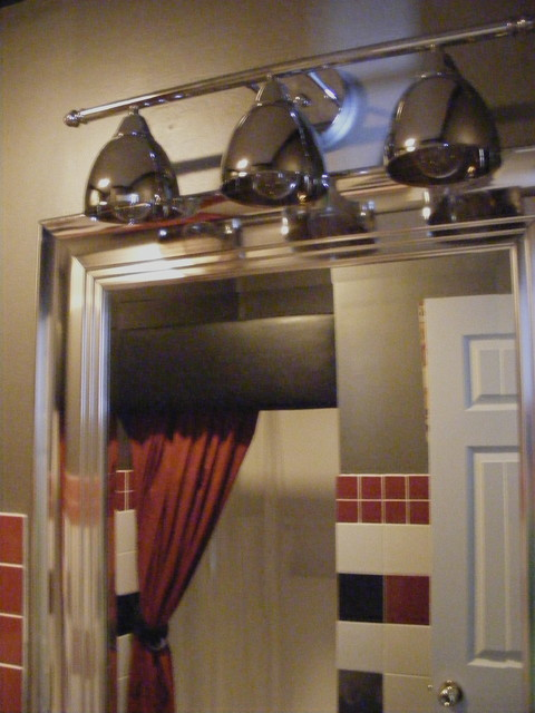 Harley Davidson Bathroom Eclectic Atlanta By
