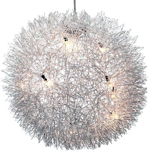 Entrelace Modern Hanging Chandelier Light contemporary chandeliers