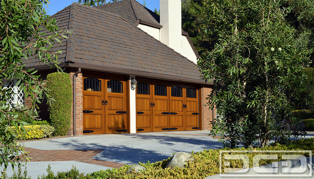Upgrading a Tudor Style Home's Curb Appeal With Custom ...