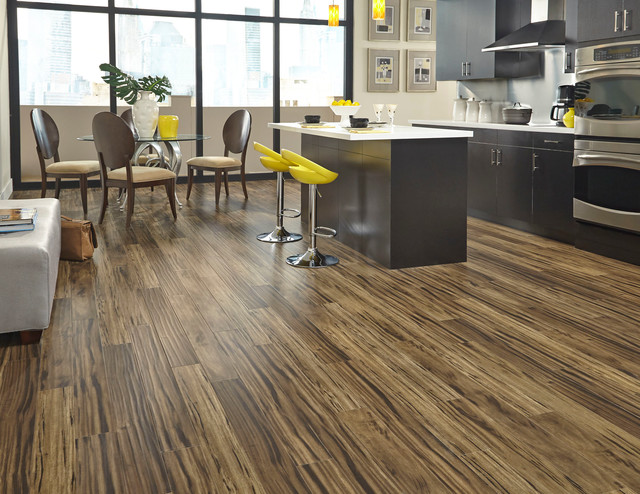 Dream home fumed african ironwood laminate for Dream home laminate flooring