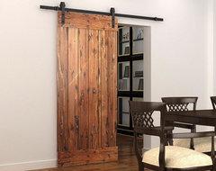 Sliding Barn Door rustic-barn-door-hardware