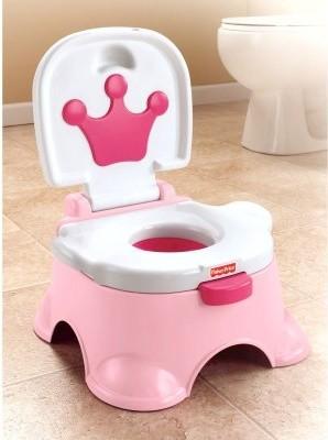 Princess Potty Step Stool modern-changing-tables