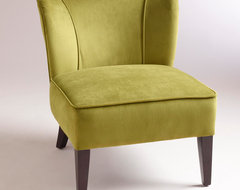 Apple Green Quincy Chair contemporary chairs