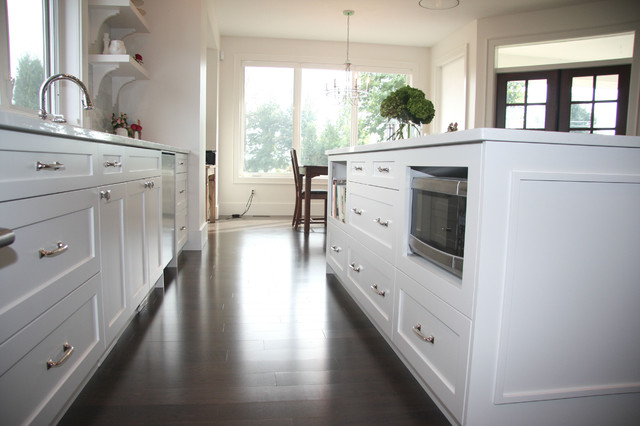 Kitchen Cabinets - modern - kitchen islands and kitchen carts ...