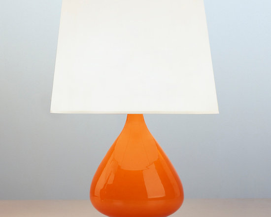 Capri Teardrop Table Lamp -