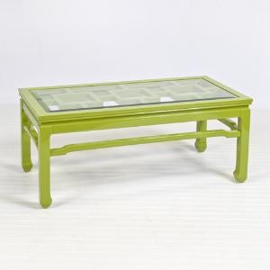 Changright Coffee Table in Green coffee-tables