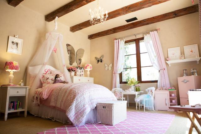 Philharmonic House of Design - Pink Princess traditional-kids
