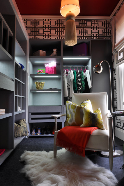 Dressing Room By Shelley Co Interior Design