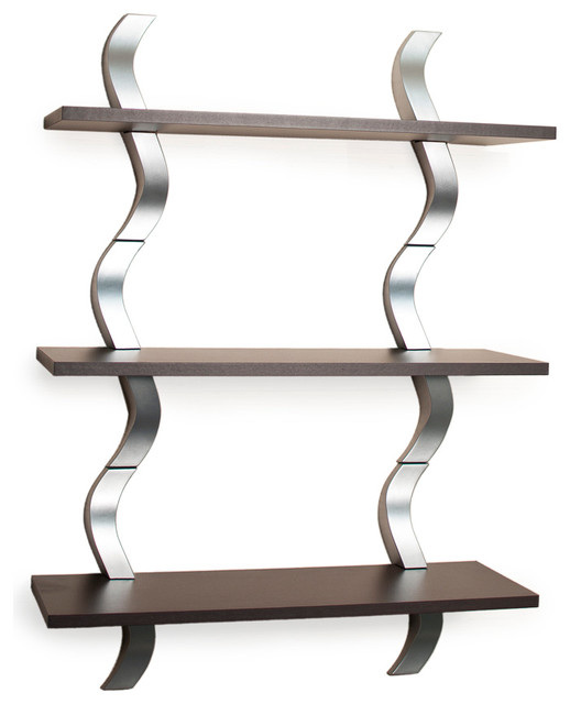 ... Shelving System - Contemporary - Display And Wall Shelves - by Danya B