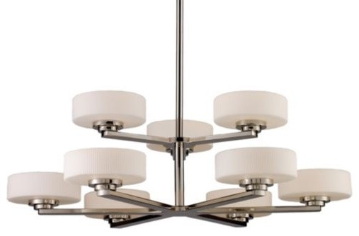 Sousa 2-Tier Chandelier contemporary chandeliers