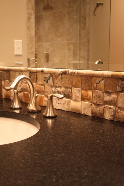 Tile Collection Bathrooms modern