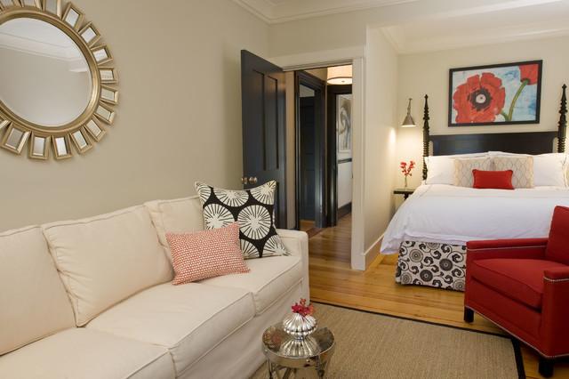 Nantucket Hotel contemporary-bedroom
