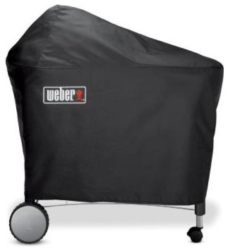 Weber Grilling Accessories. Performer Grill Cover contemporary-outdoor-grills