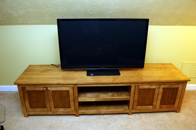 Entertainment Console contemporary-side-tables-and-end-tables