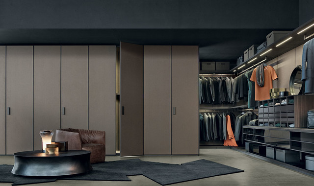 Poliform Tess wardrobe - Contemporary - other metro - by Poliform USA