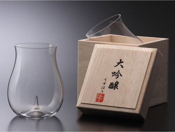 Shotoku Daiginjo Sake Glass asian glassware