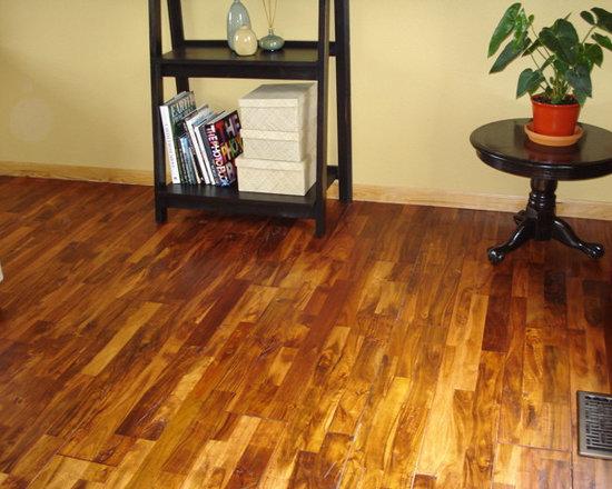 Reclamation Plank- Natural Acacia - by simpleFLOORS