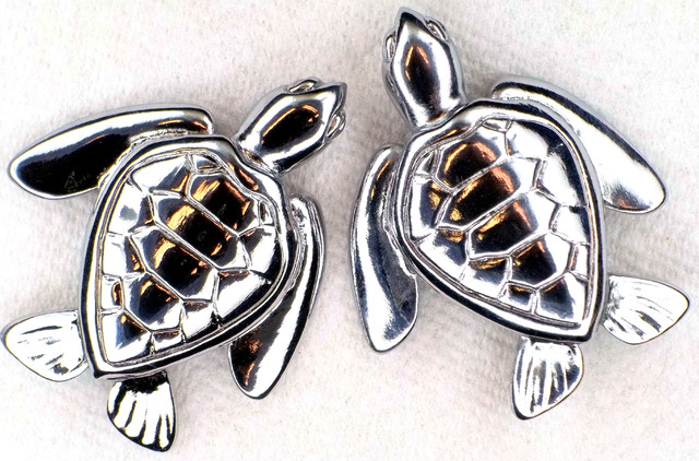 Sea Turtle  Cabinet and Drawer Knobs tropical knobs