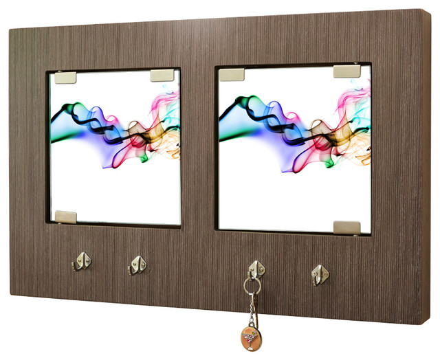 Wall-Mount Key Holder - Contemporary - Storage And Organization - by Ambiance Design