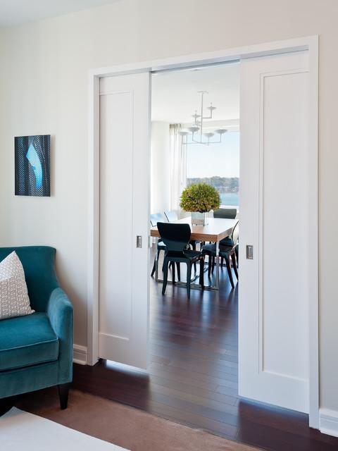 Tivoli Pocket Doors - Contemporary - Interior Doors ...