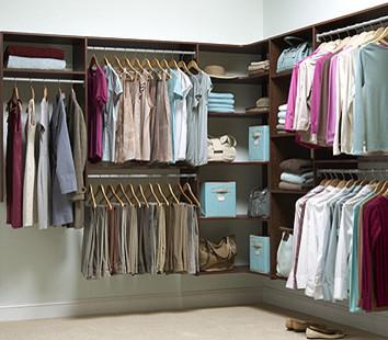 Closets - modern - closet organizers - by Martha Stewart Closets