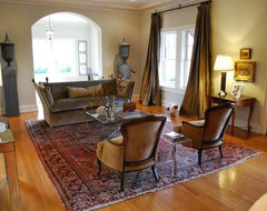 Interior Staging Services eclectic living room