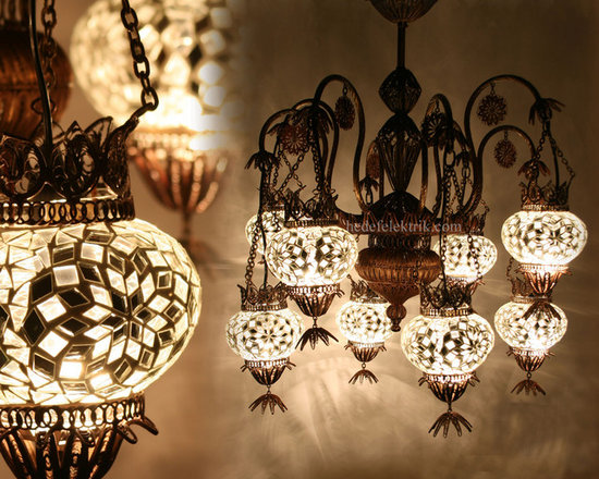 Turkish Style Chandelier - Code: HD-04160_93
