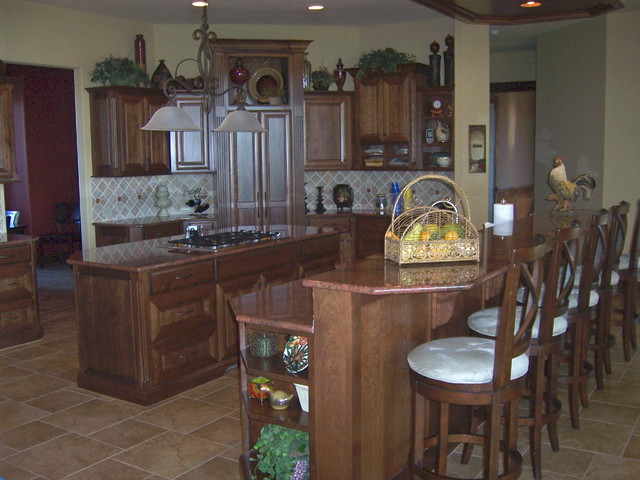 Kitchen/Dining Room traditional