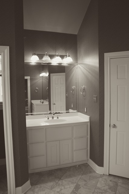 Her Vanity Before traditional