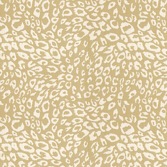 Tan Leopard Print Woven Fabric contemporary-upholstery-fabric