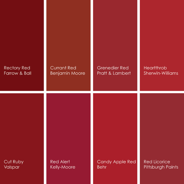 Different Shades Of Red Paint Awesome With Shades of Red Paint Colors Photo