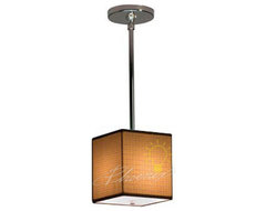 Classique Mini Square Pendant Light modern pendant lighting