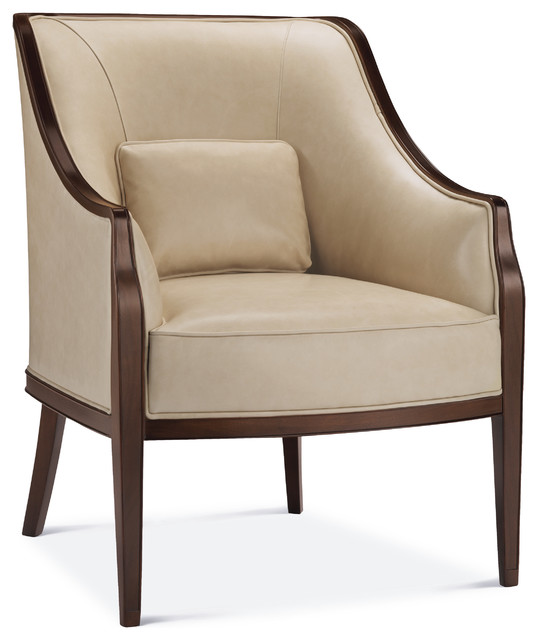 Bottomley Chair Baker Furniture :  armchairs from www.houzz.com size 538 x 640 jpeg 50kB