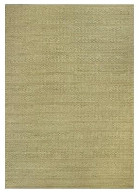 Area Rug: Woven Braid Ivory 8' x 11' contemporary-rugs