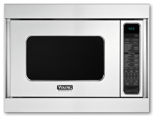 Viking Countertop Oven : Viking Professional Series Countertop Microwave Oven Stainless Steel ...