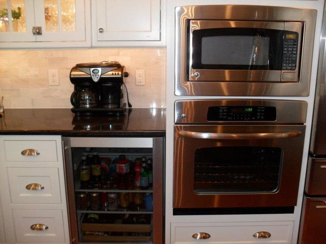 Moore Kitchen Remodel contemporary-gas-ranges-and-electric-ranges