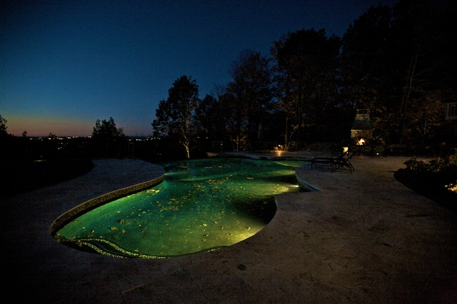 Syracuse property traditional-pool