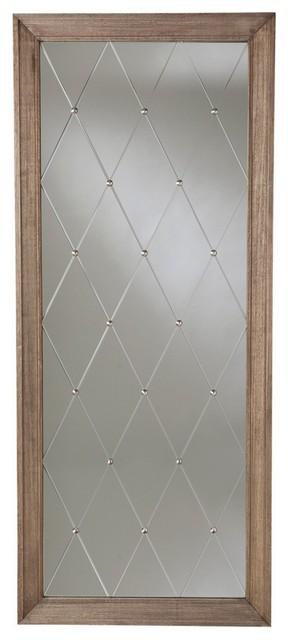 Diamonte Mirror traditional-mirrors