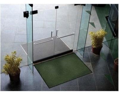 Apache PlushTuff Commercial Mat - Blue modern-bath-mats