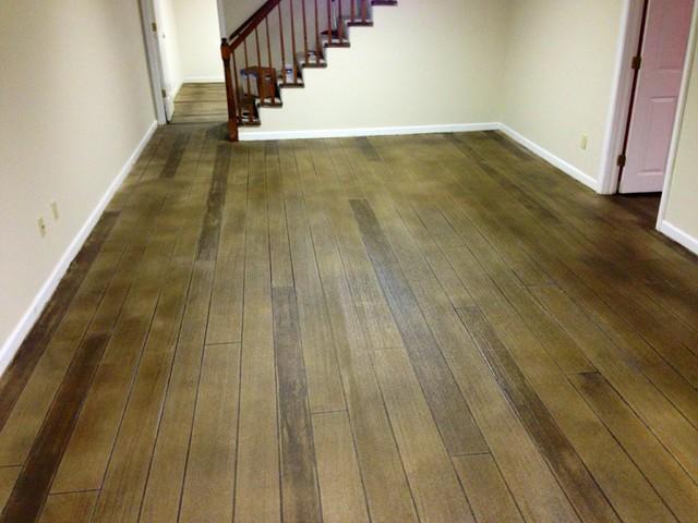 Concrete wood flooring modern st louis by gateway for Hardwood floors st louis