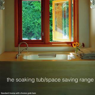 japanese style deep soaking tubs - cabuchon bathforms