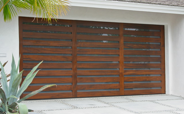 Modern Garage Doors And Openers