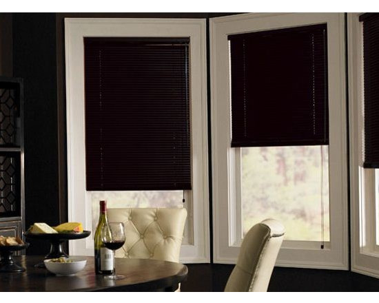 Mini Blinds- 3 Day Blinds - Mini Blinds are a sleek and functional window treatment option that will complement any room. 3 Day Blinds Mini Blinds are unique because they are non-rust aluminum slats.
